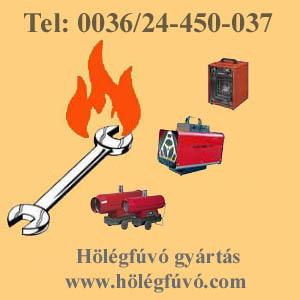 HŐLÉGFÚVÓ GYÁRTÁS! www.holegfuvo.eu
